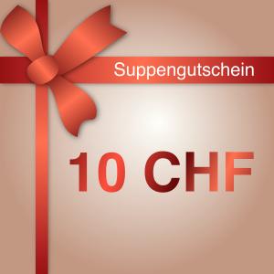 Geschenkgutschein 10 CHF.